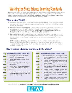 One pager on the WSSLS. Click for PDF version.